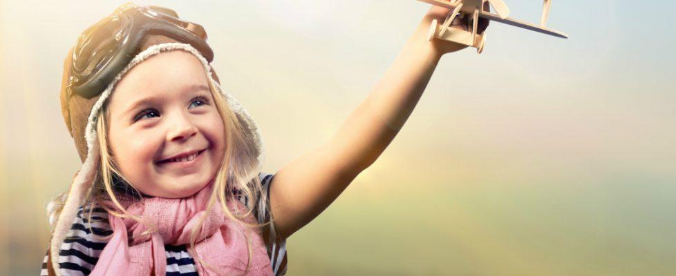 Pozitív gyerek